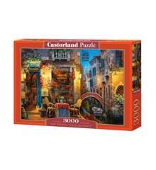 Castorland - Puzzle 3000 Pieces - Our Special place in venice (C-300426)