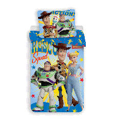 Bed Linen - Junior Size 100 x 140 cm - Toy Story (1000271)