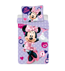 Bed Linen - Junior Size 100 x 140 cm - Minnie (1000270)