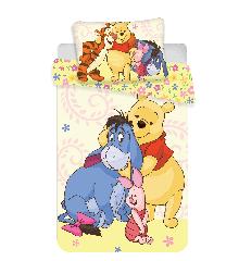 Bed Linen - Junior Size 100 x 140 cm - Winnie the Pooh (1000267)