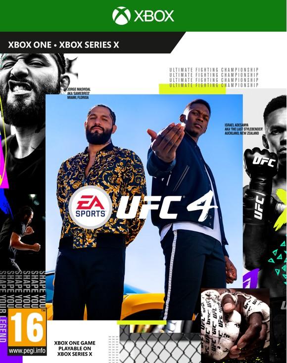 UFC 4