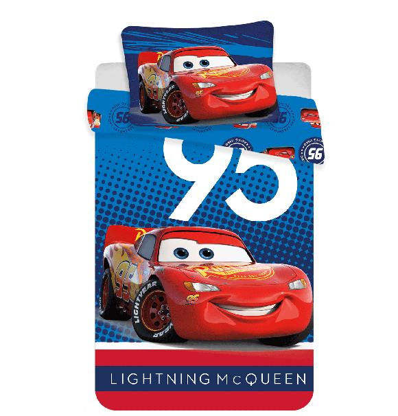 Bed Linen - Junior Size 100 x 140 cm - Cars (1000263)