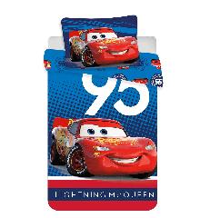 Sengetøj - Junior str. 100 x 140 cm - Cars