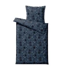 Södahl - Økologisk Tapestry Sengetøj 140 x 200 cm - Indigo