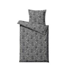 Södahl - Organic Tapestry Bedding 140 x 200 cm - Grey (11985)
