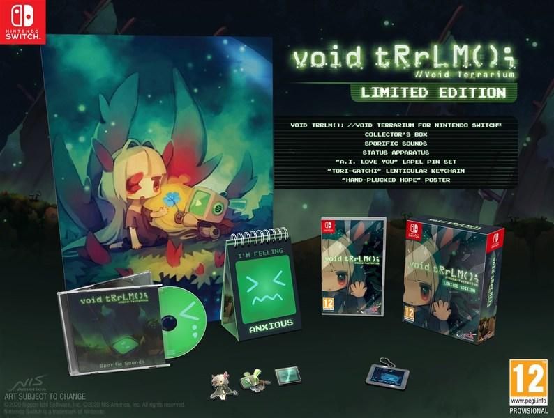 Void Terrarium (Limited Edition)