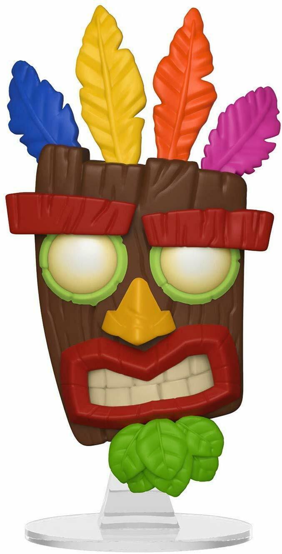 Funko POP! - Vinyl: Games: Crash Bandicoot: Aku Aku