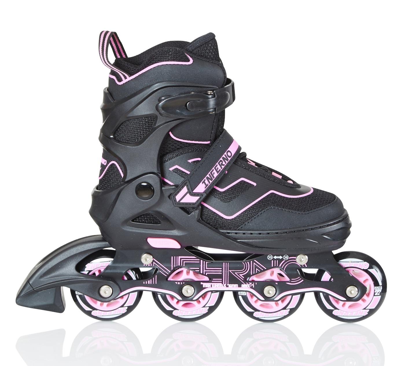 Inferno - Inliner Rollerblade - Pink (31-34)