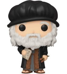 Funko POP! - Artists: Leonardo DaVinci