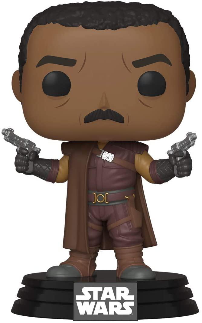 Funko POP! - Star Wars: The Mandalorian - Greef Karga