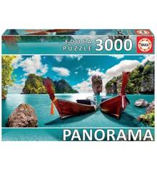 Educa - Puzzle 3000 - Pukhet Panorama (018581)