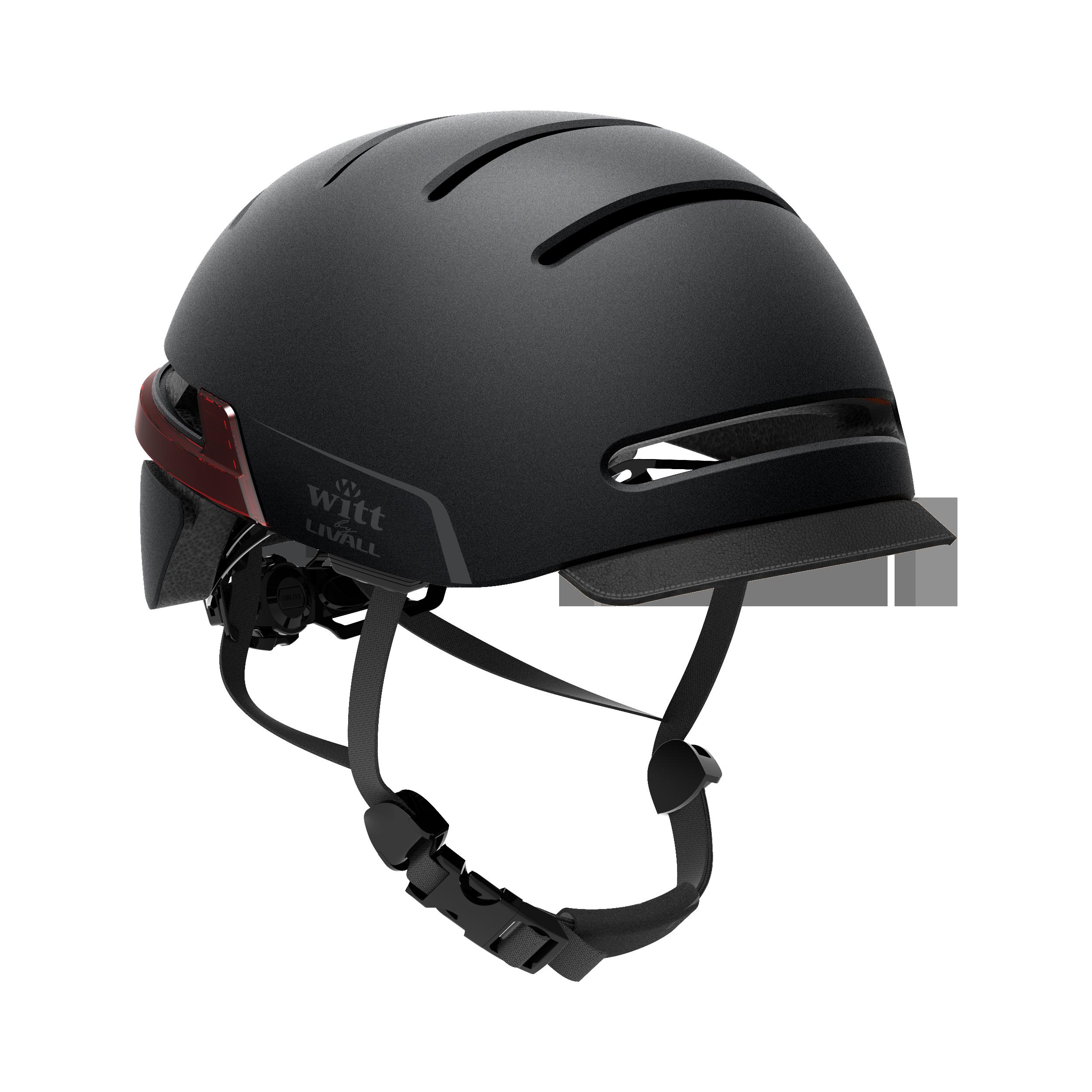Witt by Livall - Smart Standard Helmet