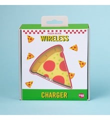 Wireless Charger - Pizza (1601)