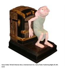 Dobby Bookend (single)  (NN7579)
