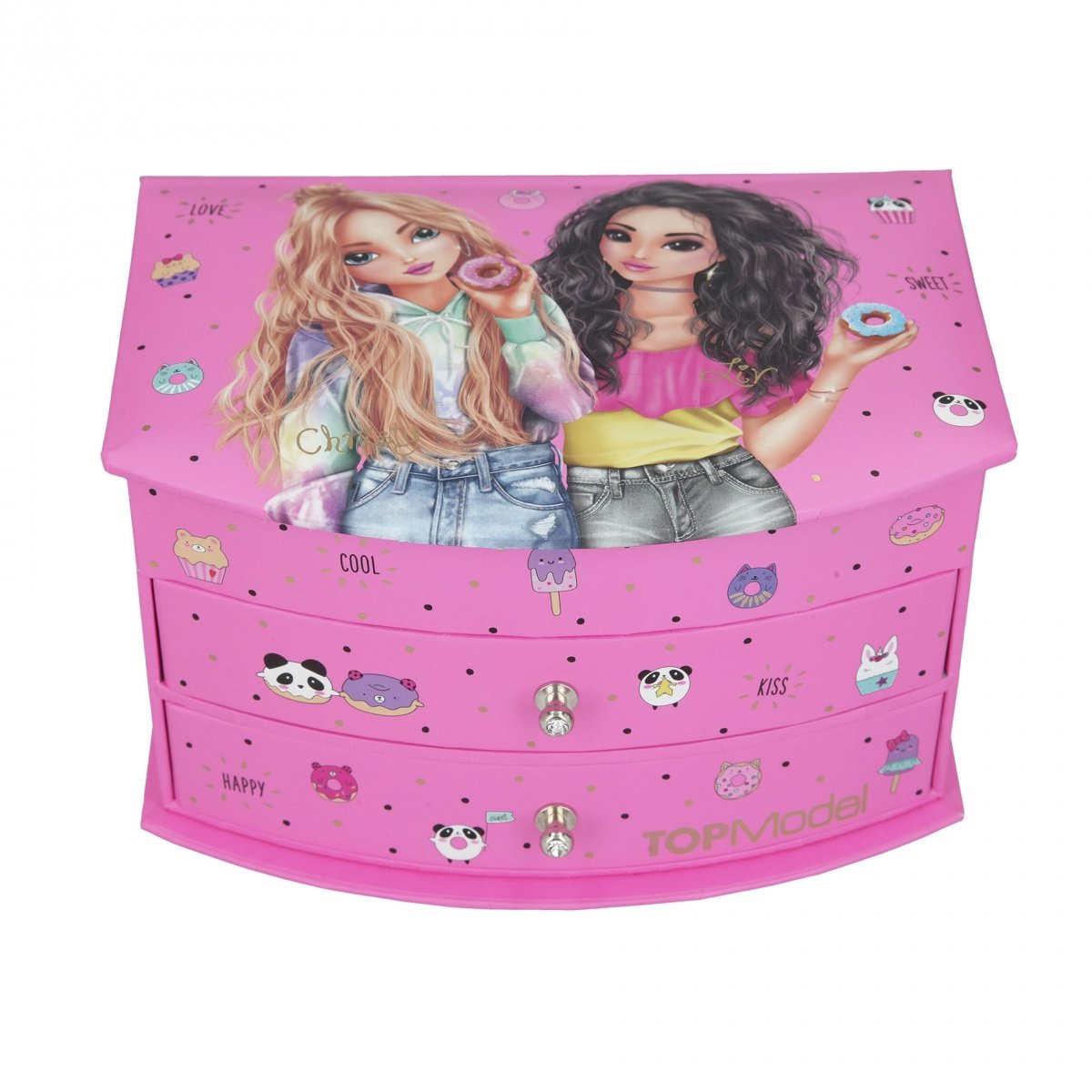 Top Model - Jewlery Case - Pink (0411235)