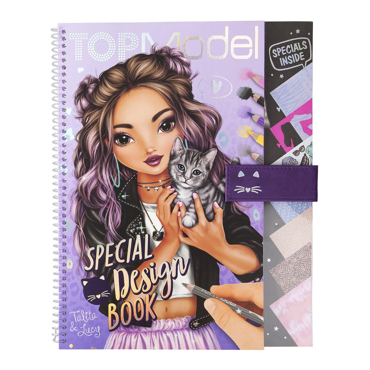 Top Model - Special Design Book (0411253)