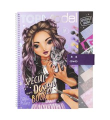 Top Model - Special Designbog