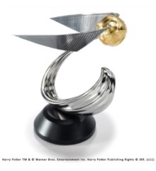 Golden Snitch Sculpture  (NN7144)