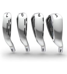 Wilson Golf D7 Iron Set, 7-Piece Iron Set of 5, 6, 7, 8, 9, PW and SW Graphite Shaft