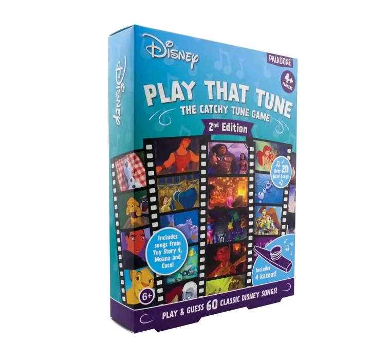 Disney - Play That Tune (2nd Edition) (Engelsk)
