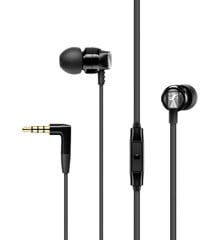 Sennheiser - CX 300S Earphones - Black