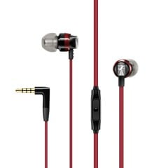 Sennheiser - CX 300S Earphones - Red