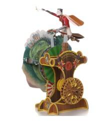 Card Model - Warner (Harry Potter Moving Mechanical Model)  (MODHP02)