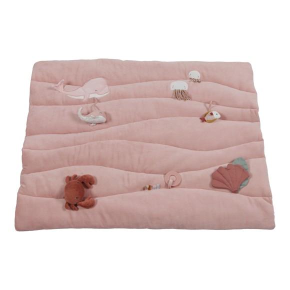 Little Dutch - Playpen mat Ocean, Pink (LDT4839)