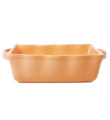 Rice - Stoneware Oven Dish - Apricot L