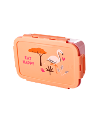 Rice - Lunchbox w. 3 Inserts - Coral Jungle Print