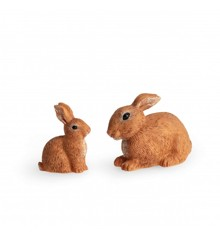 Good Luck Troll - Hare Mother & Youngster (93707)