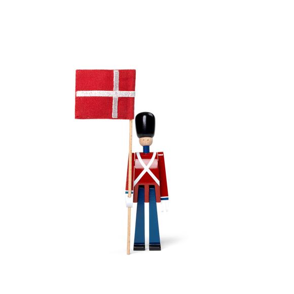 Kay Bojesen - Garder Fanebærer Mini