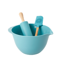Rice - Kids Baking Set of 3 pcs - Blue