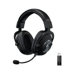 Logitech - PRO X Wireless LIGHTSPEED Gaming Headset