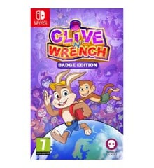 Clive 'N' Wrench (Collector Edition)