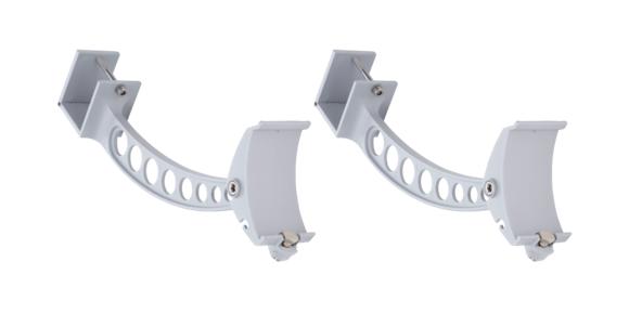 Solamagic - Premium Awning Fittings 2pcs - Titanium