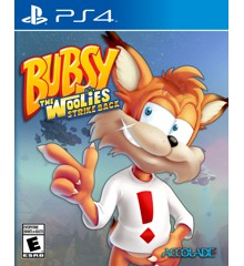 Bubsy: The Woolies Strike Back Limited Edition (Import)