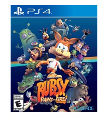 Bubsy: Paws on Fire! Limited Edition (Import)