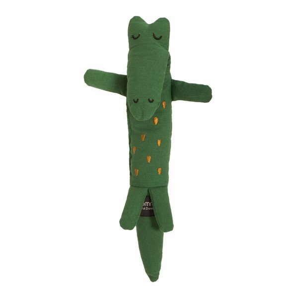 Roommate - Mini Crocodile Teddy - Green (1003374)
