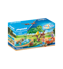 Playmobil - Red Panda Habitat (70344)