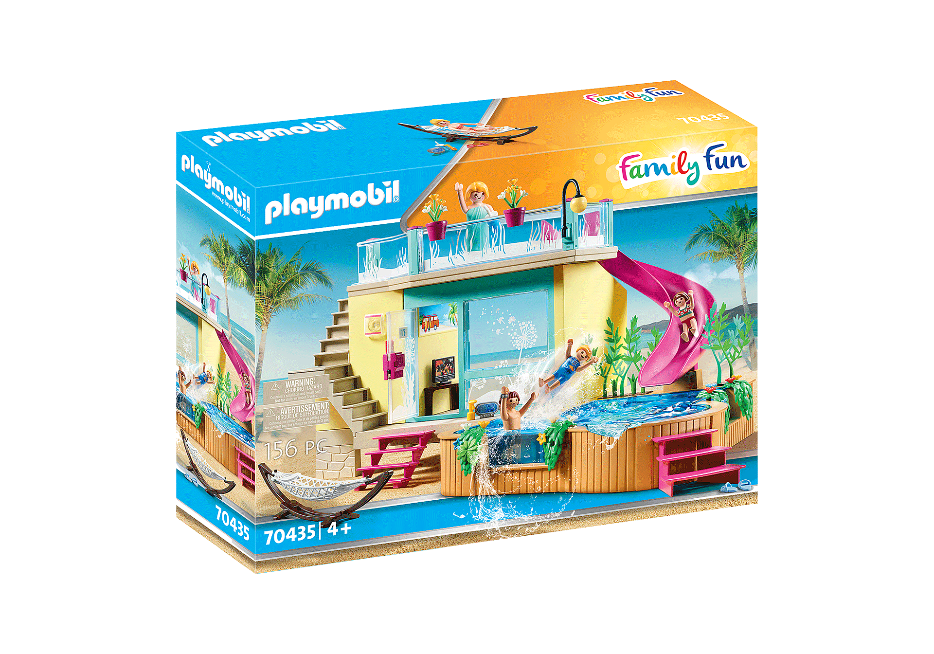 Playmobil - Bungalow (70435)