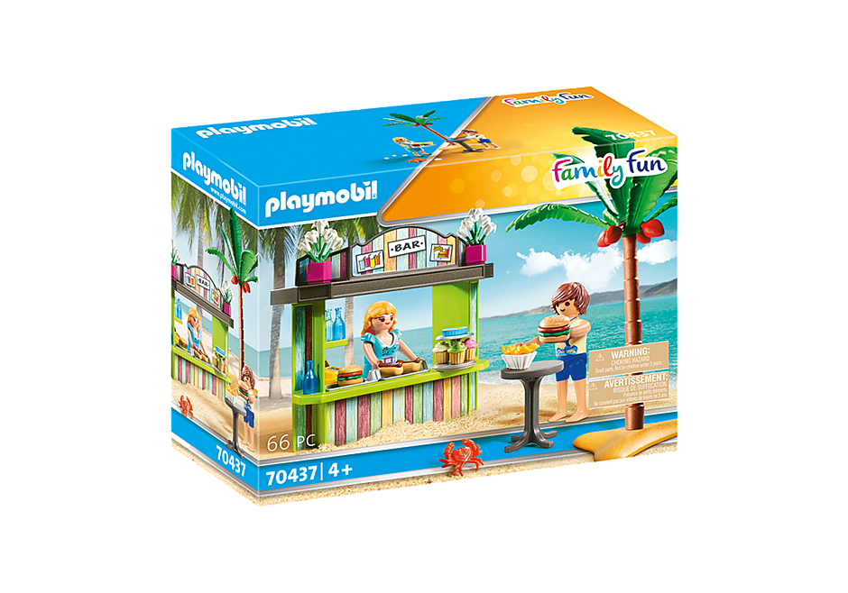 Playmobil - Beach bar (70437)