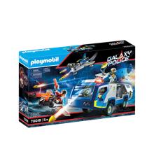 Playmobil - Galaxy Police Truck (70018)