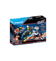 Playmobil - Galaxy Politicykel (70020)
