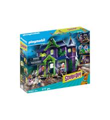 Playmobil - Scooby-Doo - Eventyr i spøgelseshuset (70361)