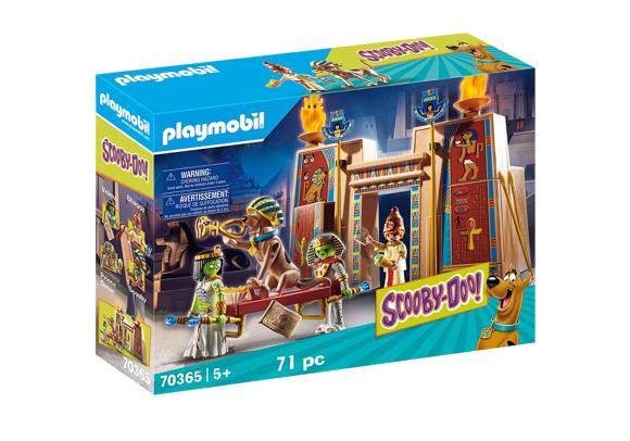 Playmobil - Eventyr i Egypten (70365)