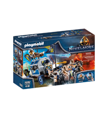 Playmobil - Novelmore Treasure Transport (70392)