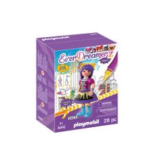 Playmobil - Everdreamerz Viona - Comic World (70473)