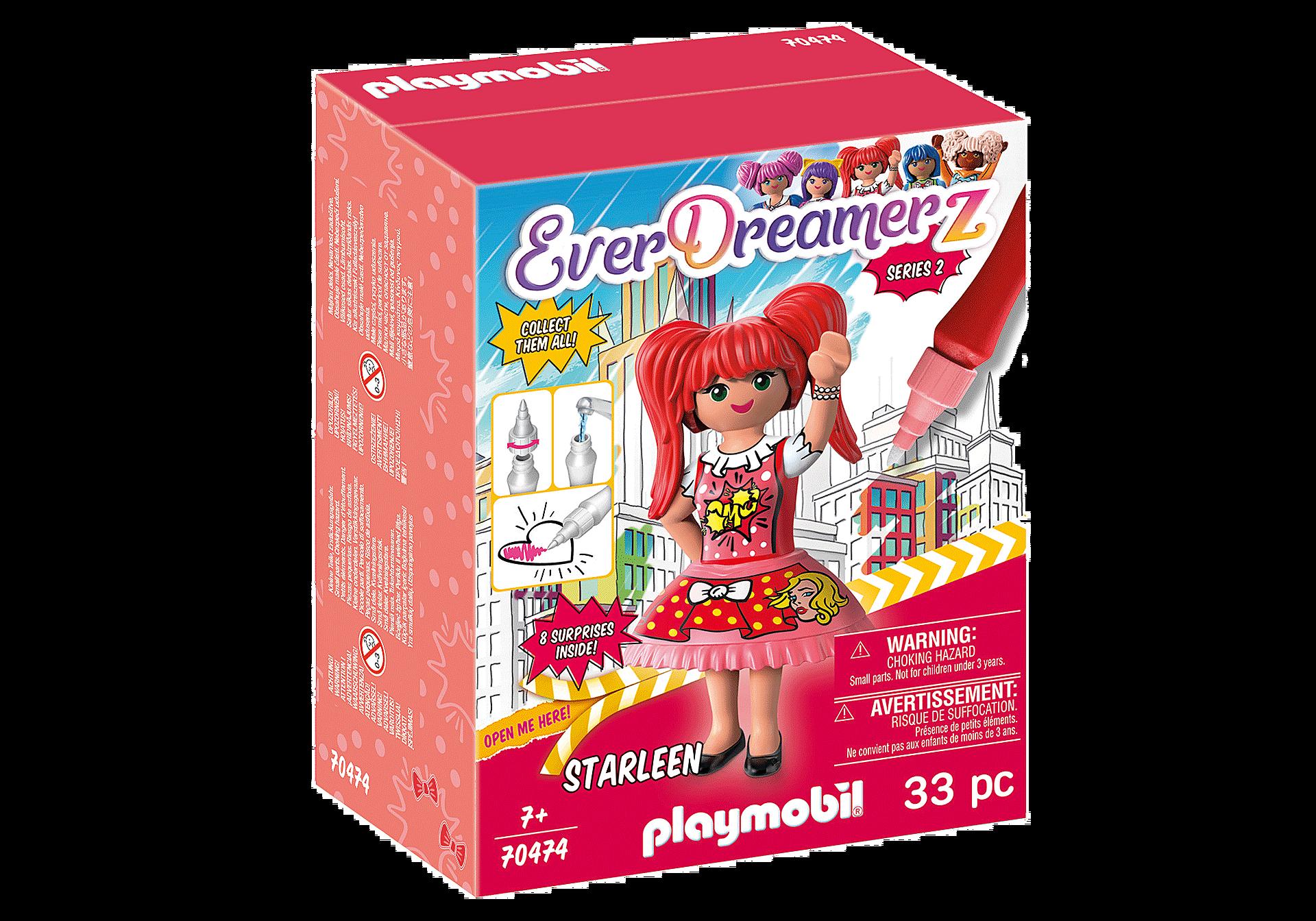 Playmobil - Everdreamerz Starleen - Comic World (70474)