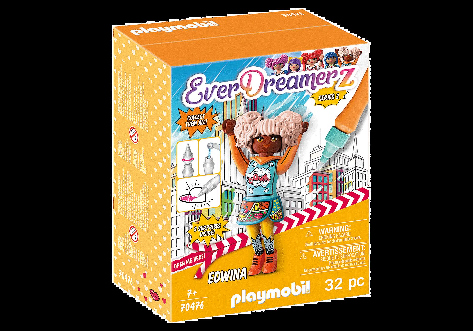 Playmobil - Everdreamerz Edwina - Comic World (70476)